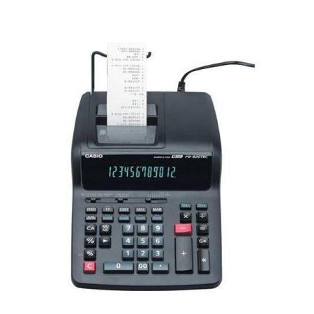 Casio FR–620TEC nyomtatós számológép