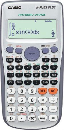 Casio FX-570ES Plus tudományos számológép