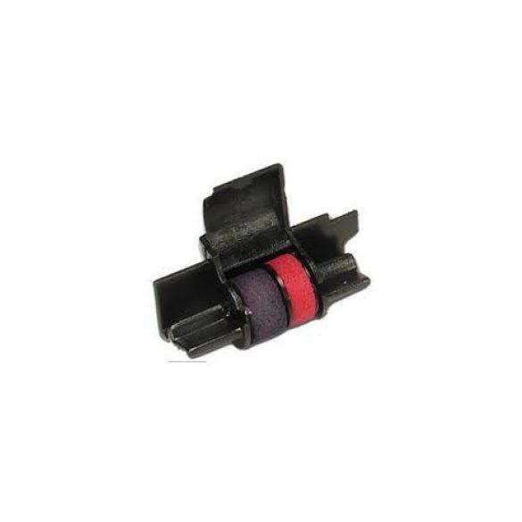 Casio IR 40T Festékhenger HR--100/150/200/FR-520/2650/620 (fekete/piros)