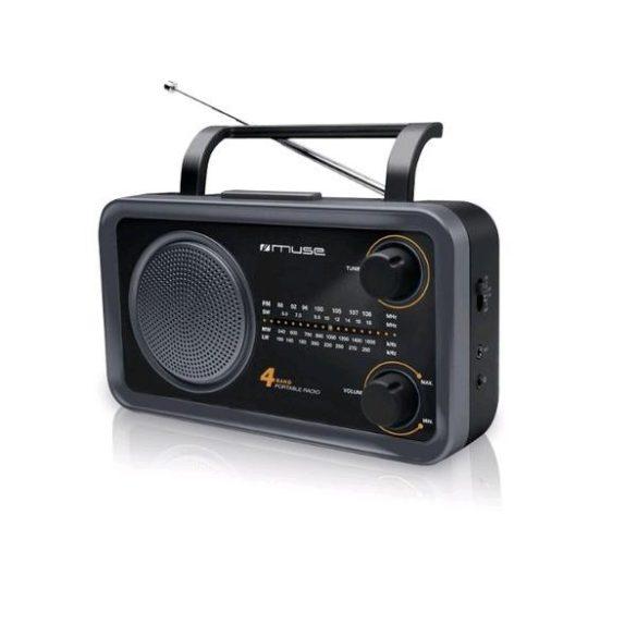 Muse M05DS rádió