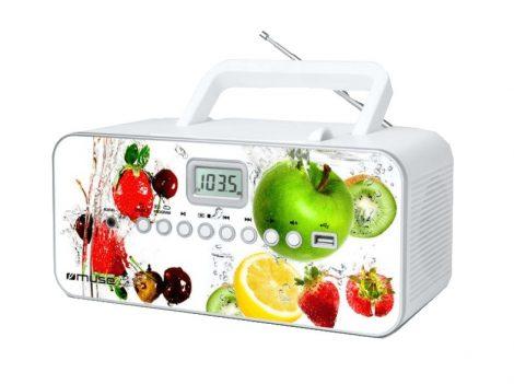 Muse M28VF rádió