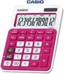 Casio MS-20 NC/RD asztali számológép