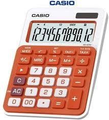 Casio MS-20 NC/RG asztali számológép