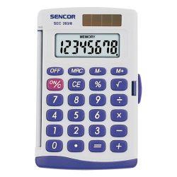 SENCOR SEC 263/8 zsebszámológép