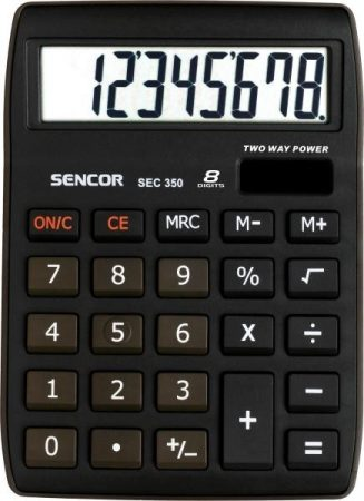 SENCOR SEC 350 asztali számológép
