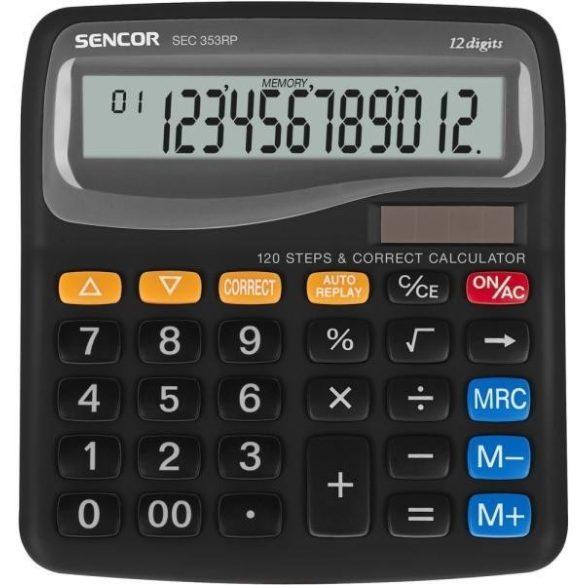 SENCOR SEC 353RP asztali számológép