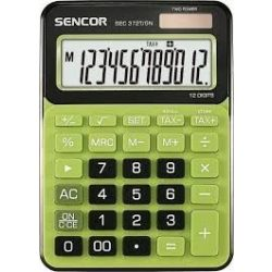 SENCOR SEC 372T/GN asztali számológép