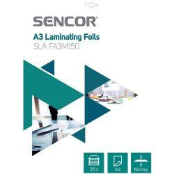 SENCOR SLA FA3M150 lamináló fólia