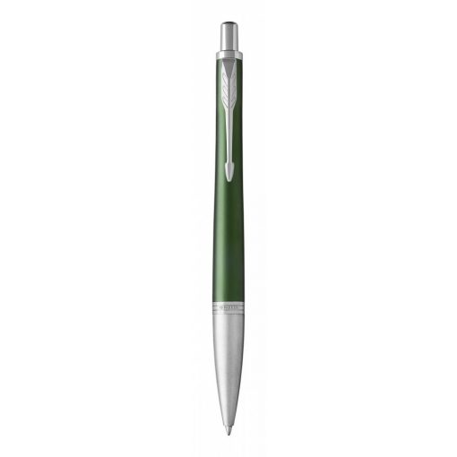Parker Royal Urban Premium Golyóstoll Zöld, Ezüst Klipsz