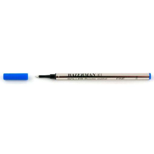2 db Waterman ROLLER BETÉT ROLLER BETÉT S0112680, 54091,-96 F BLUE