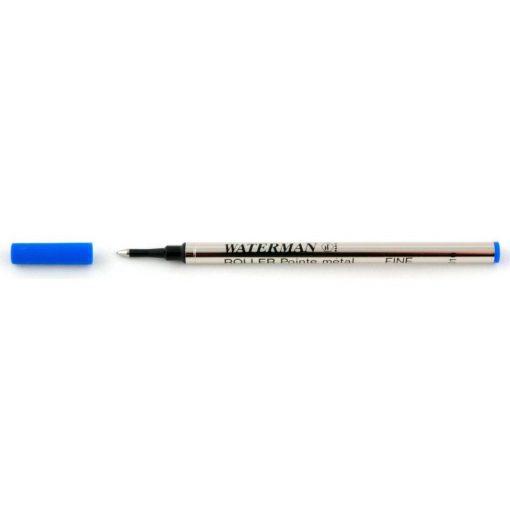 3 db Waterman ROLLER BETÉT ROLLER BETÉT S0112680, 54091,-96 F BLUE