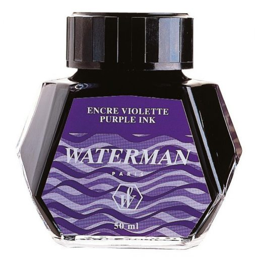 WATERMAN LILA TINTA 50ML S0110750, 51064
