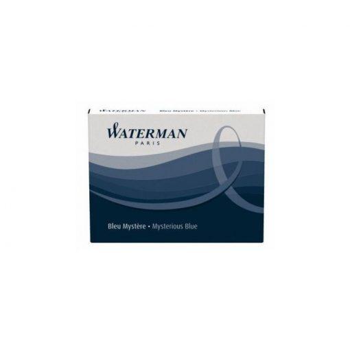 Waterman Töltőtoll PATRON Töltőtoll PATRON S0110910, 52007 STAND. 8 DB BLUE-BLACK