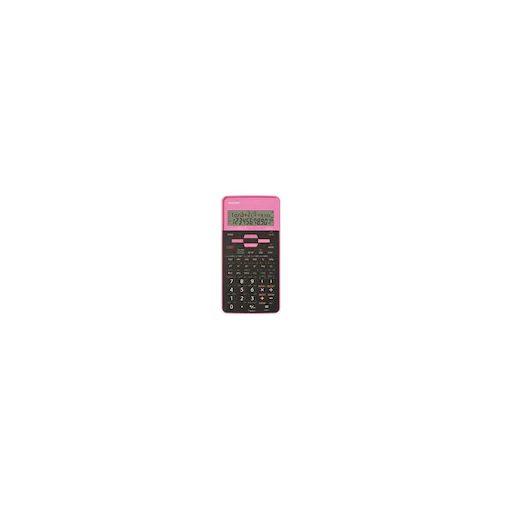 Sharp EL-531-PK Színes tudományos számológép - Rózsaszín
