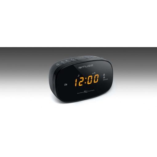 Muse M150CR rádiós ébresztőóra