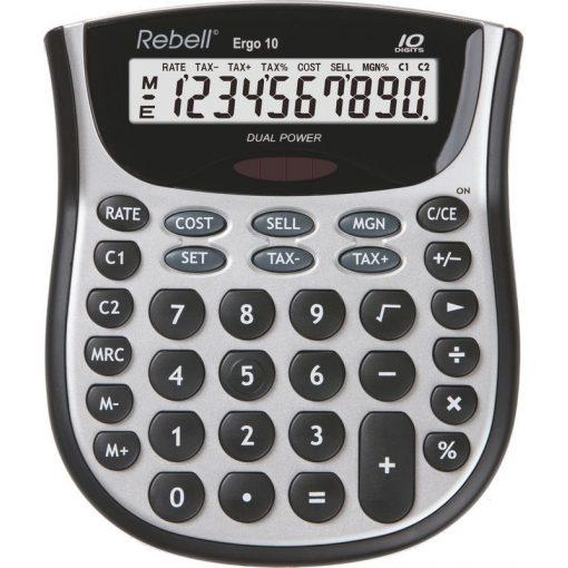 Rebell RE-ERGO 10 asztali számológép